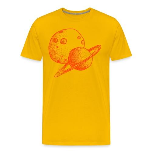 Prime Directive t-shirt - Premium-T-shirt herr