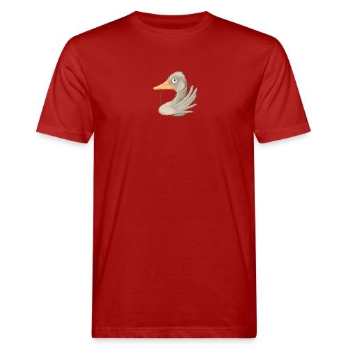 wilde Gans - Männer Bio-T-Shirt - Männer Bio-T-Shirt