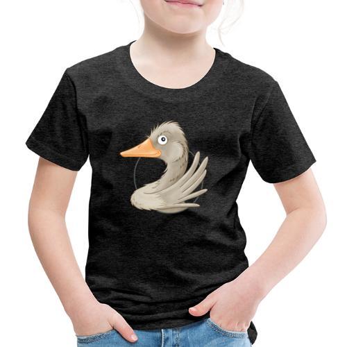 wilde Gans - Kinder Premium T-Shirt  - Kinder Premium T-Shirt