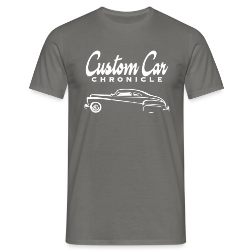Custom Car Chronicle 41 Fade Away Coupe - Men's T-Shirt