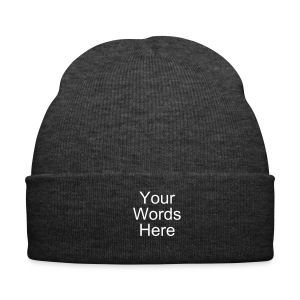 Write your own - Winter Hat