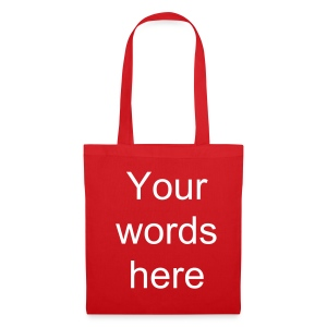 Write your own - Tote Bag