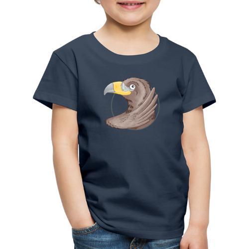 tollkühner Steinadler - Kinder Premium T-Shirt  - Kinder Premium T-Shirt