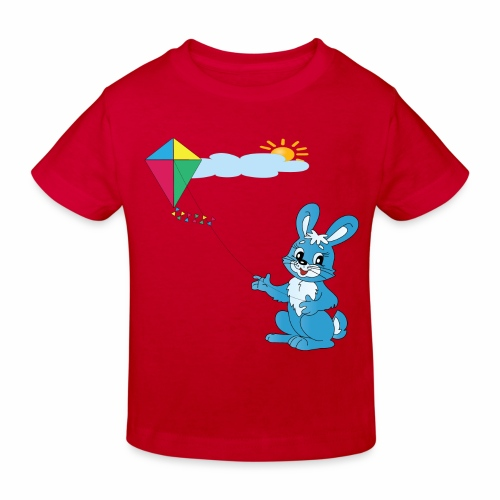 Tshirt Lapin Enfant - T-shirt bio Enfant
