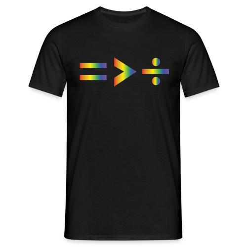 Equality - Men's T-Shirt