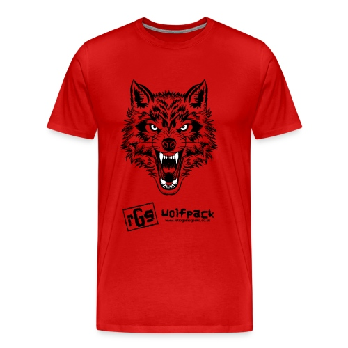 RGG WOLFPACK - Men's Premium T-Shirt