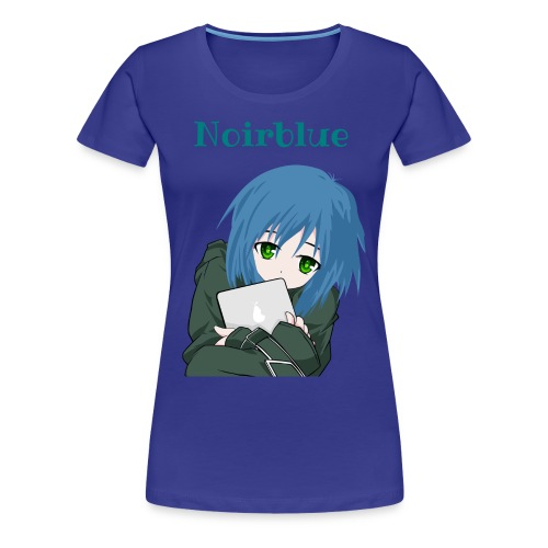 noirblue 5 - Frauen Premium T-Shirt