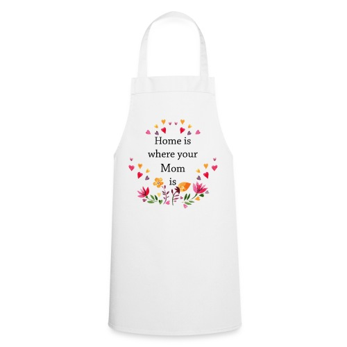 Home is where....  in Premium Design - Cooking Apron