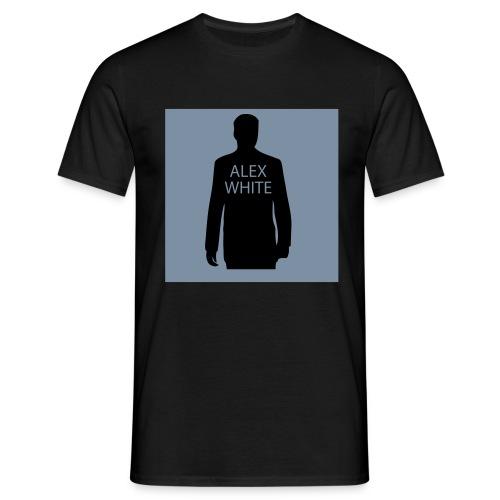 ALEX WHITE T-SHIRT- SILVER EDITION- - Männer T-Shirt