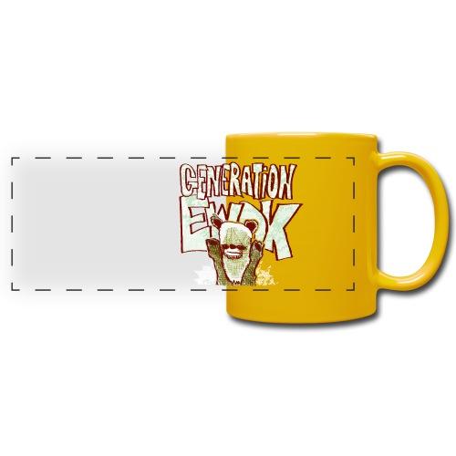 Generation Ewok - Full Color Panoramic Mug