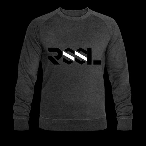 Shakespeared exp dark grey | Herren Sweatshirt by RSSL - Männer Bio-Sweatshirt von Stanley & Stella