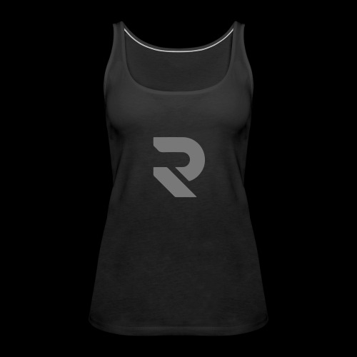 MENTAL (black)| Damen Top / Sportoberteil by RSSL - Frauen Premium Tank Top