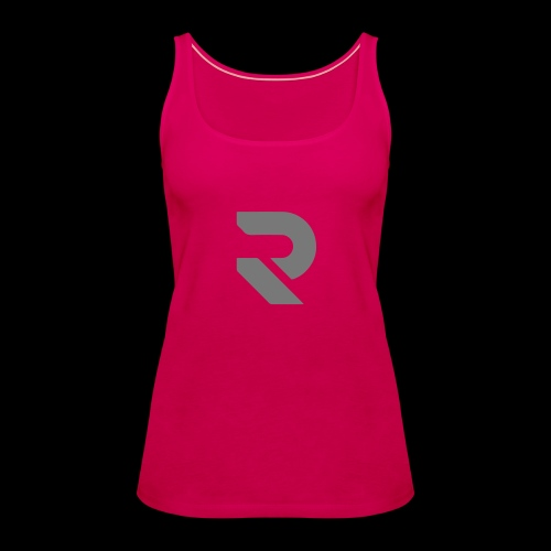 MENTAL (pink)| Damen Top / Sportoberteil by RSSL - Frauen Premium Tank Top