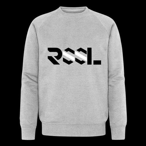 Shakespeared (light grey) | Herren Sweatshirt by RSSL - Männer Bio-Sweatshirt von Stanley & Stella
