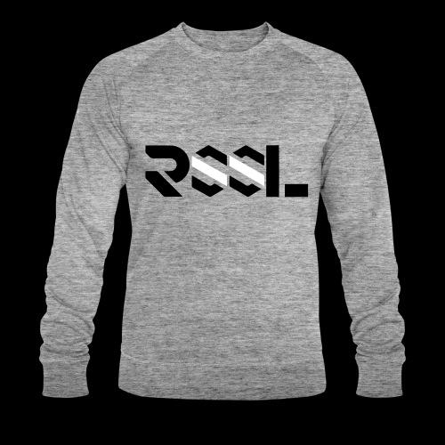 Shakespeared (light grey mix) | Herren Sweatshirt by RSSL - Männer Bio-Sweatshirt von Stanley & Stella