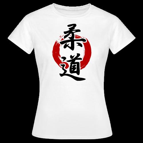 Judo Enso - T-shirt Femme