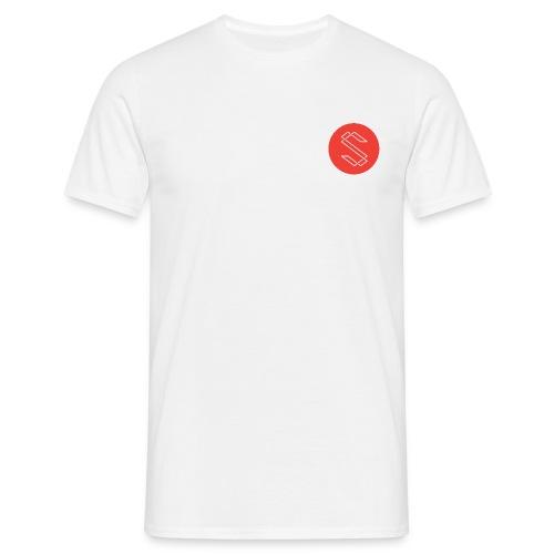 Substratum T-shirt - Mannen T-shirt