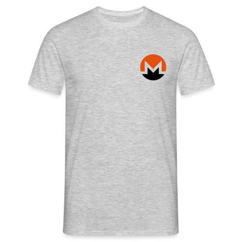 Monero T-shirt - Mannen T-shirt