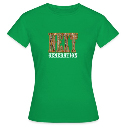 The Hatfields Country Band Next Generation - Frauen T-Shirt