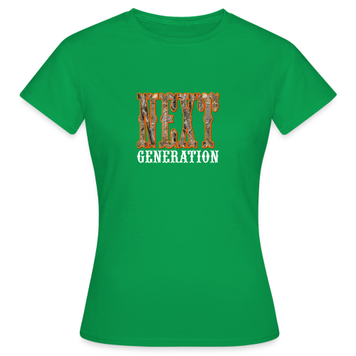 The Hatfields Country Band Next Generation - Frauen T-Shirt