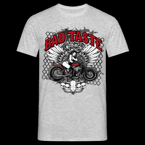 Biker Chick - Männer T-Shirt