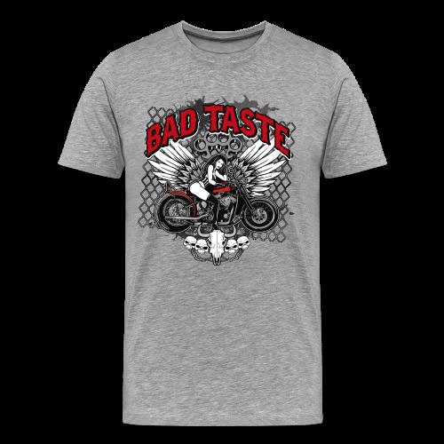 Biker Chick - Männer Premium T-Shirt