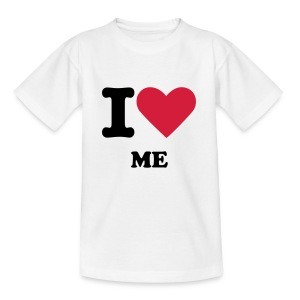 love kid personnalisable - T-shirt Ado