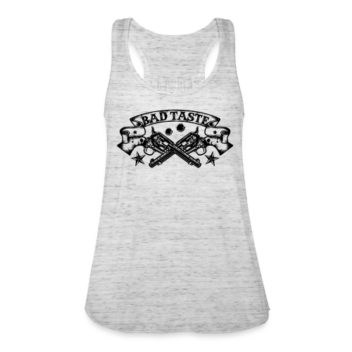 Crossed Revolver - Frauen Tank Top von Bella
