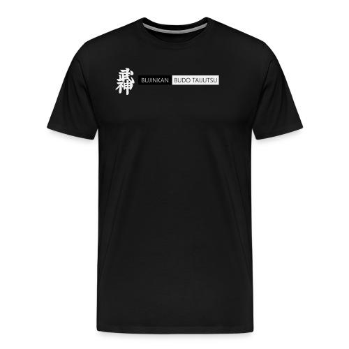 Bujinkan Budo Taijutsu - Männer Premium T-Shirt