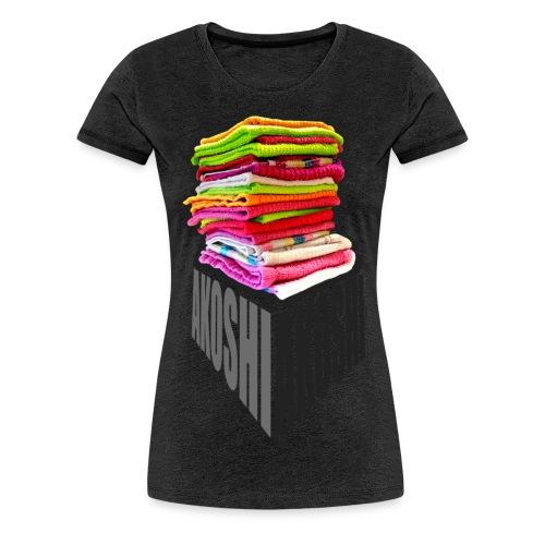 Lappen wappen - Frauen Premium T-Shirt