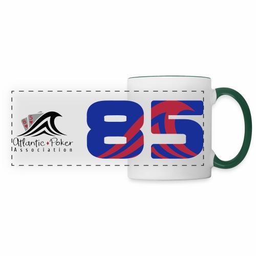 MUG 85 PSG APA - Mug panoramique contrasté et blanc