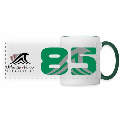 MUG 85 ASSE APA - Mug panoramique contrasté et blanc