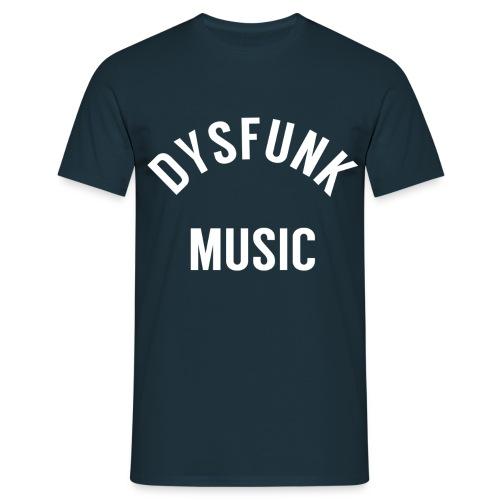 dysfunk tee college men - Men's T-Shirt