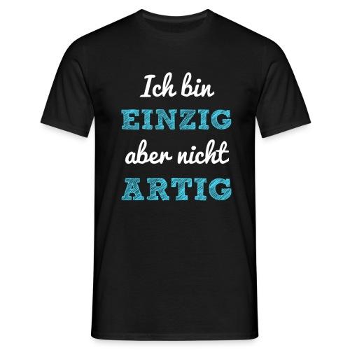 EINZIGARTIG - Männer T-Shirt