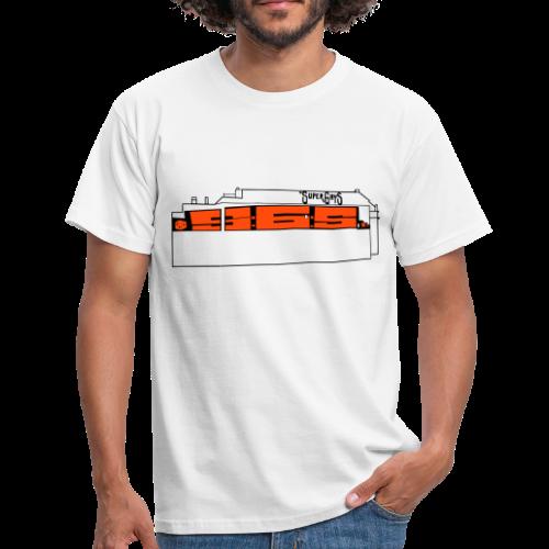 Graffiti SuperGayS - Männer T-Shirt