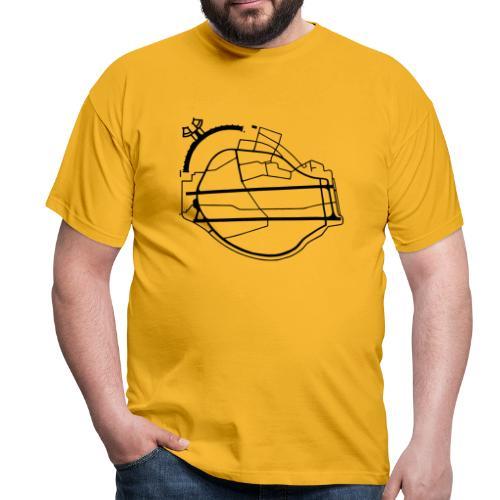 Tempelhofer Feld Berlin - Männer T-Shirt