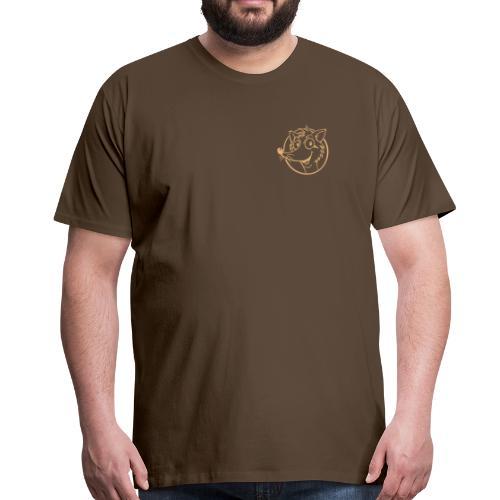 Fuchs - Männer Premium T-Shirt  - Männer Premium T-Shirt