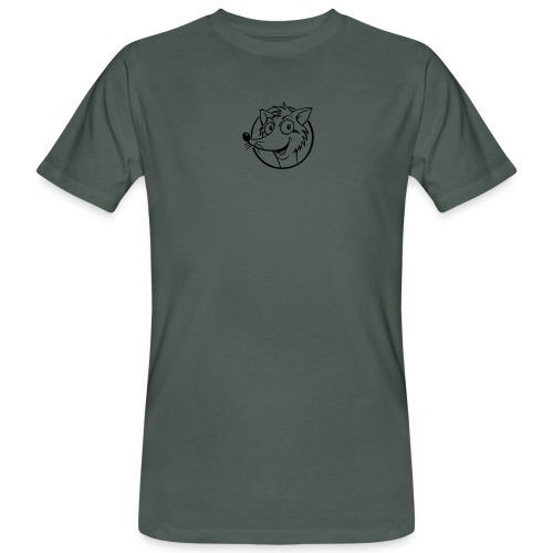 Fuchs - Männer Bio-T-Shirt - Männer Bio-T-Shirt