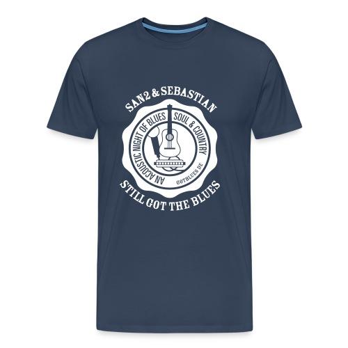 Got Blues Shirt grey - Männer Premium T-Shirt