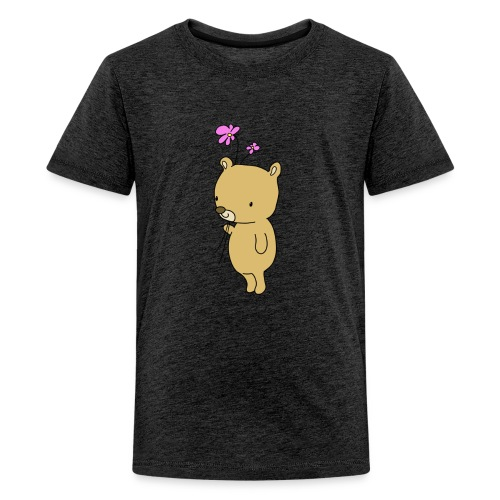 Baby Bär Shirt (Männer) - Teenager Premium T-Shirt