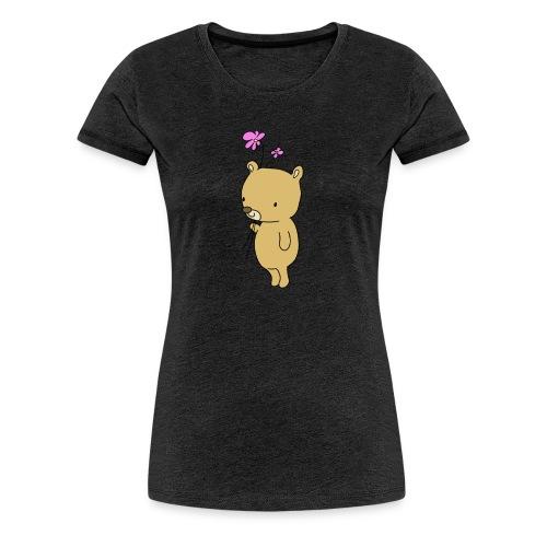 Baby Bär Shirt (Frauen) - Frauen Premium T-Shirt