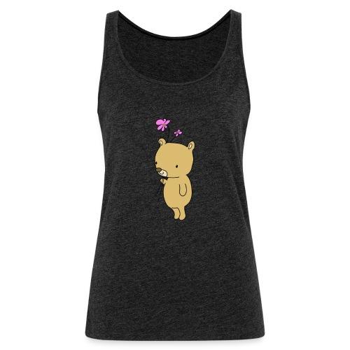 Baby Bär Tank-Shirt (Frauen) - Frauen Premium Tank Top