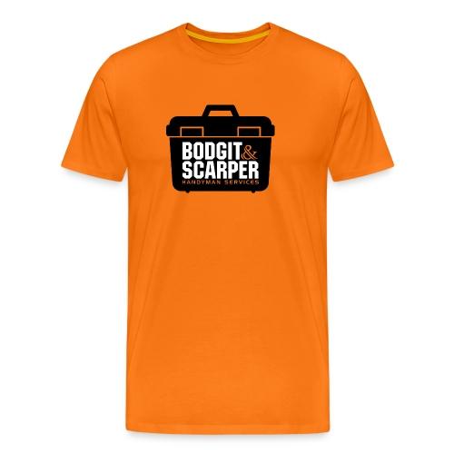 Bodgit & Scarper - Men's Premium T-Shirt