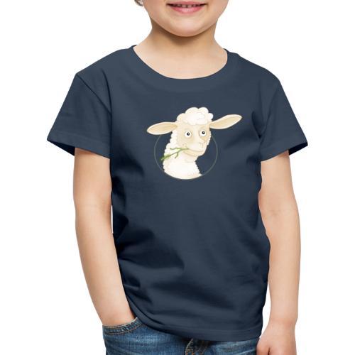 Schäfchen - Kinder Premium T-Shirt  - Kinder Premium T-Shirt