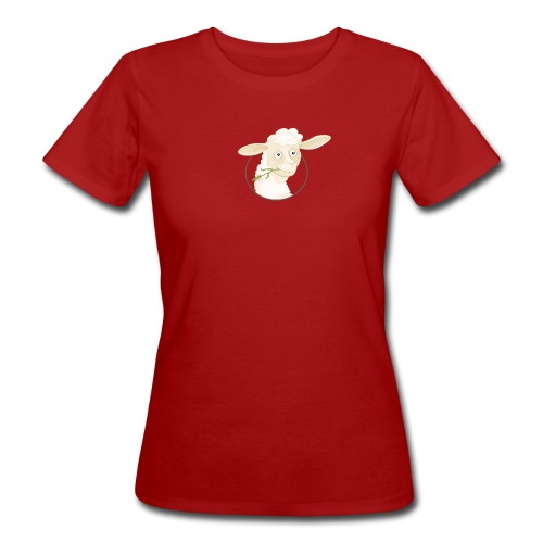 Schäfchen - Frauen Bio-T-Shirt  - Frauen Bio-T-Shirt