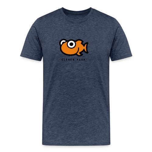 Cloned Fish - Men's Premium T-Shirt