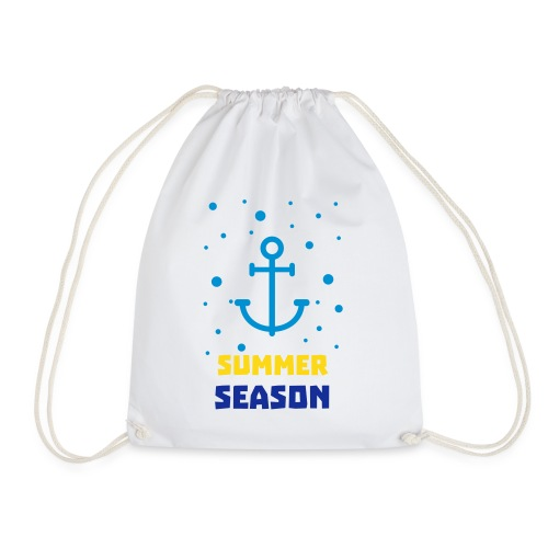 Anker Summer Season - Sport Bag - Turnbeutel