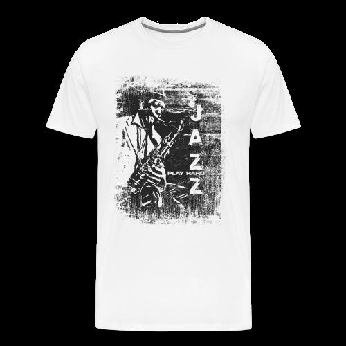 Shirt Musiker - Männer Premium T-Shirt