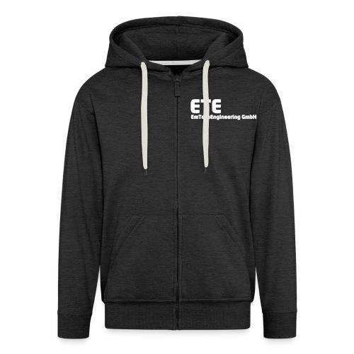SIH Hoodie - ETE - Männer Premium Kapuzenjacke