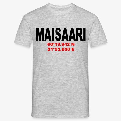 Maisaari t-paita - Miesten t-paita
